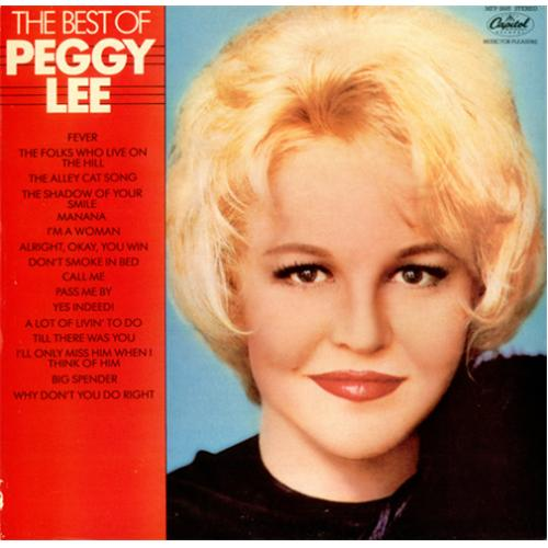 Peggy Lee - Peggy Lee With The Dave Barbour Band