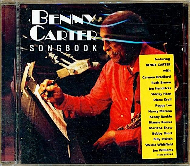 Benny_Carter_Songbook_CD_Various_Artists